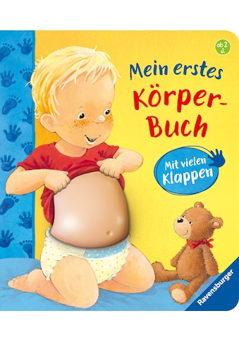 Buch »Mein erstes Körper-Buch / Katja Senner, Katja Senner« kaufen