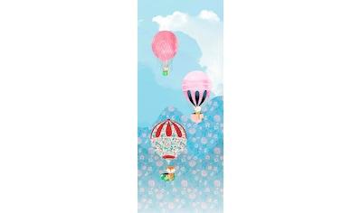 Komar Vliestapete »Happy Balloon«, Comic kaufen