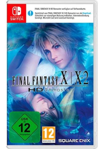 SquareEnix Spiel »Final Fantasy X/X-2«, Nintendo Switch kaufen