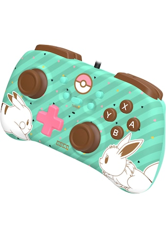 Hori Controller »Switch Mini Controller - Pikachu & Evoli Edition« kaufen