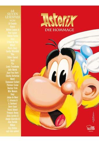 Buch »Asterix - Die Hommage / Flix, Mawil, Sascha Wüstefeld, Didier Conrad, Fabrice... kaufen
