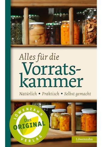 Buch »Alles für die Vorratskammer / Löwenzahn Verlag« kaufen