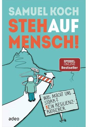 Buch StehaufMensch! / Samuel Koch kaufen