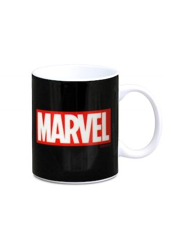 LOGOSHIRT Kaffeebecher mit coolem Print »Marvel« kaufen