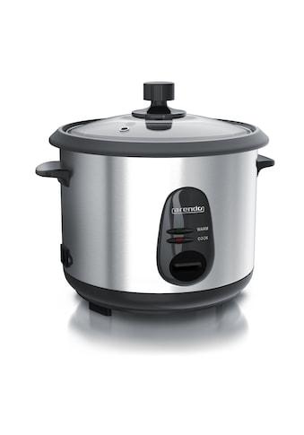 Arendo Reiskocher mit automatischer Koch und Wärm- Funktion kaufen