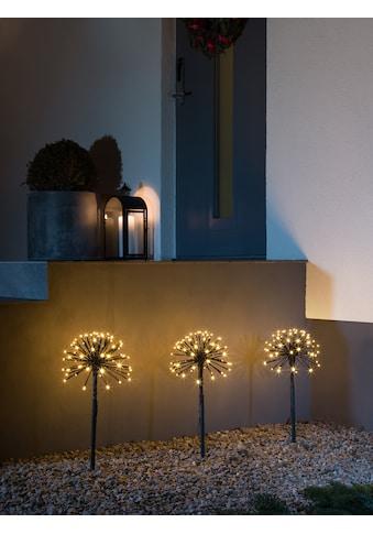 KONSTSMIDE LED Spiessleuchte mit 3 Pusteblumen kaufen