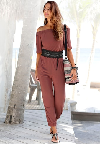 LASCANA Overall, im Carmenstyle kaufen