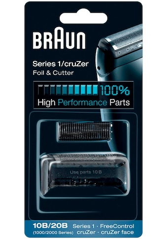Braun Ersatzscherteil »Series 1 10B«, kompatibel mit cruZer und Series 1 Rasierern kaufen