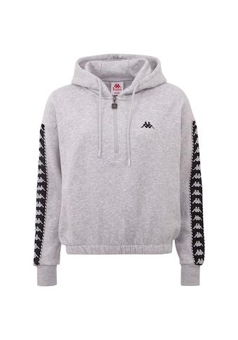 Kappa Sweatshirt »IVAINE«, in modischer Cropped-L&auml;nge<br /> kaufen