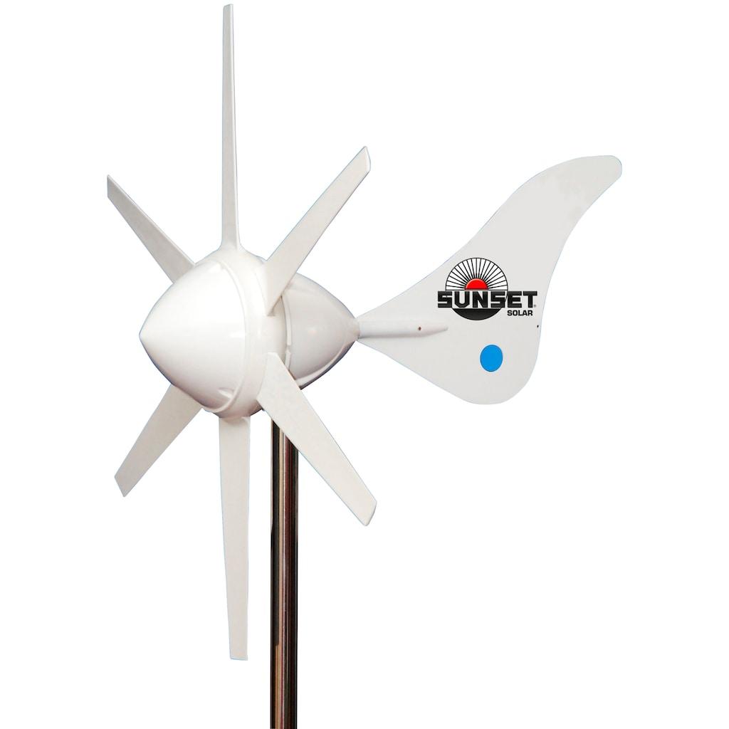 Sunset Windgenerator »WG 914i, 12 V«, zuverlässige Stromlieferung auch bei Sturm