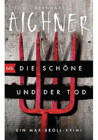 Buch »Die Schöne und der Tod / Bernhard Aichner« kaufen