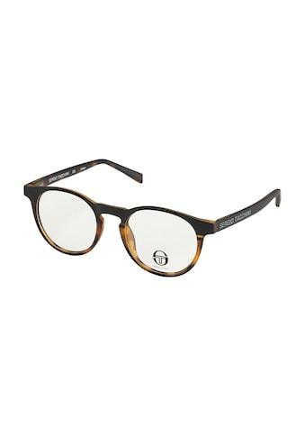"Sergio Tacchini Brille ""Sergio Tacchini Unisex Brille ST1007"", Kunststoff kaufen"