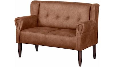 Home affaire 2-Sitzer »Moro« kaufen