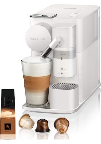 Nespresso Kapselmaschine »Lattissima One EN510.W«, weiß kaufen
