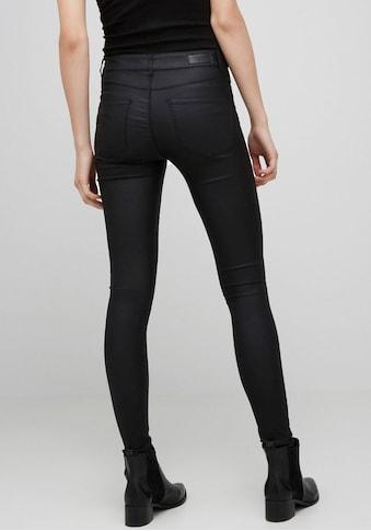 Vero Moda Stretch-Hose »VMSEVEN COATED« kaufen