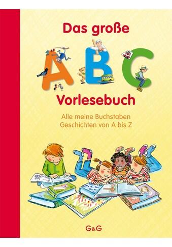 Buch »Das große ABC-Vorlesebuch / Jutta Treiber, Franz Sales Sklenitzka, Susa... kaufen