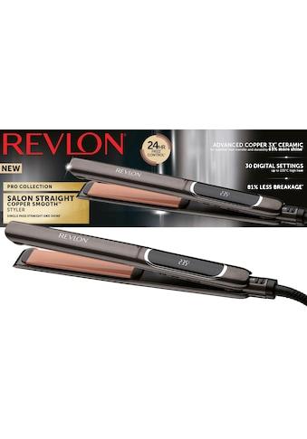 Revlon Glätteisen »RVST2175«, ColourProtect-Keramik-Beschichtung, 125 mm lange,... kaufen