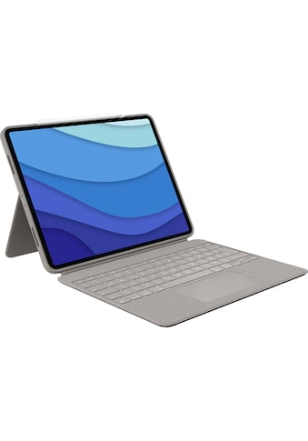 Logitech iPad-Tastatur »Combo Touch für iPad Pro 12,9-inch«, (ausklappbare... kaufen