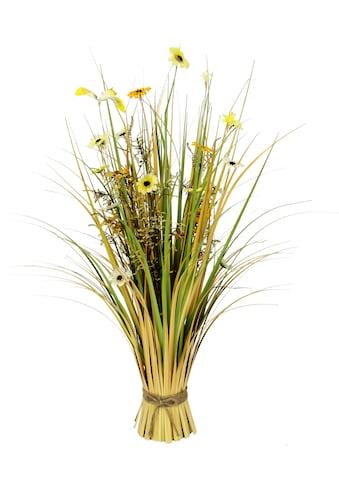 I.GE.A. Kunstgras »Blütengrasbund« (1 Stück) kaufen