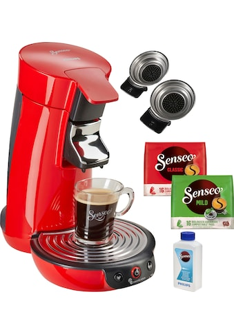 Senseo Kaffeepadmaschine »SENSEO® Viva Café HD6563/80«, inkl. Gratis-Zugaben im Wert... kaufen