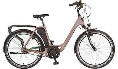 "Prophete E-Bike »GENIESSER City E-Bike 26""«, 7 Gang, Shimano, Mittelmotor 250 W kaufen"