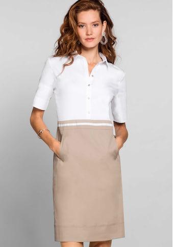 bianca Hemdblusenkleid »ARINA«, in cooler zweiteiliger Optik kaufen