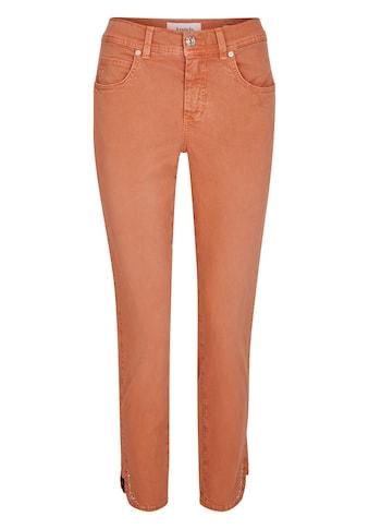 ANGELS Ankle-Jeans, 'Ornella Sparkle' mit Schmucksteinen kaufen