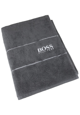 Hugo Boss Home Badetuch »PLAIN«, (1 St.), aus ägyptischer Baumwolle kaufen