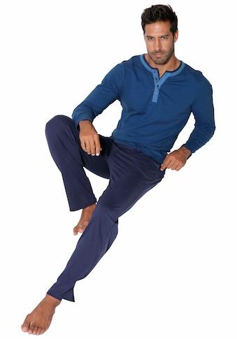 Arizona Pyjama, in langer Form kaufen