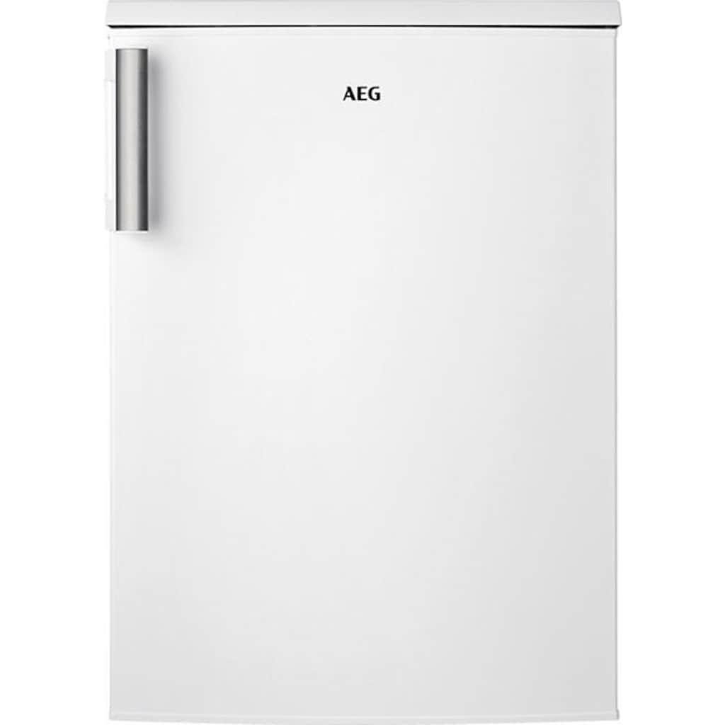 AEG Table Top Kühlschrank, RTB81421AW, mit **** - Gefrierfach