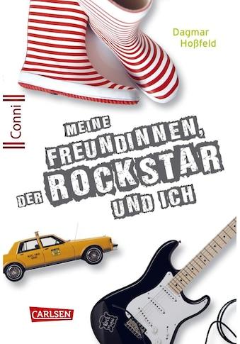 Buch »Conni 15 5: Meine Freundinnen, der Rockstar und ich / Dagmar Hoßfeld« kaufen