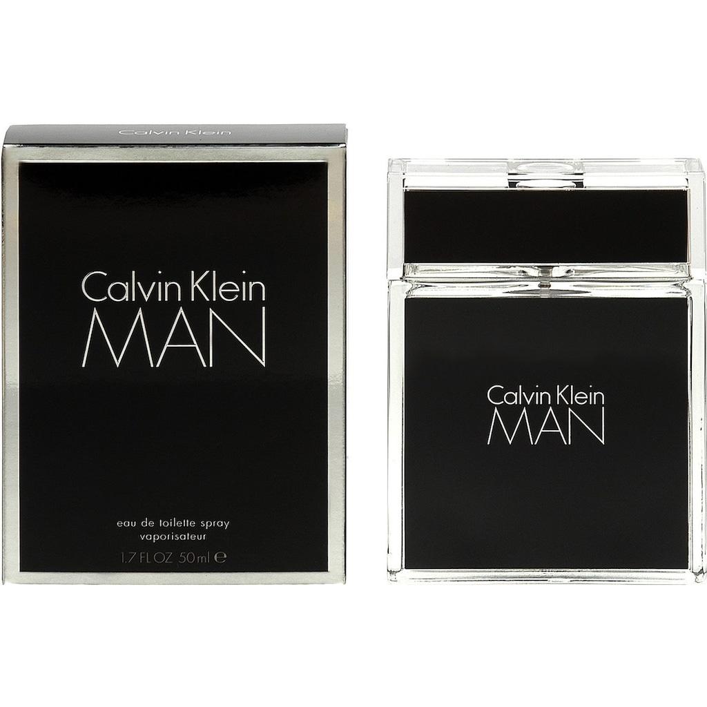 Calvin Klein Eau de Toilette »Man«