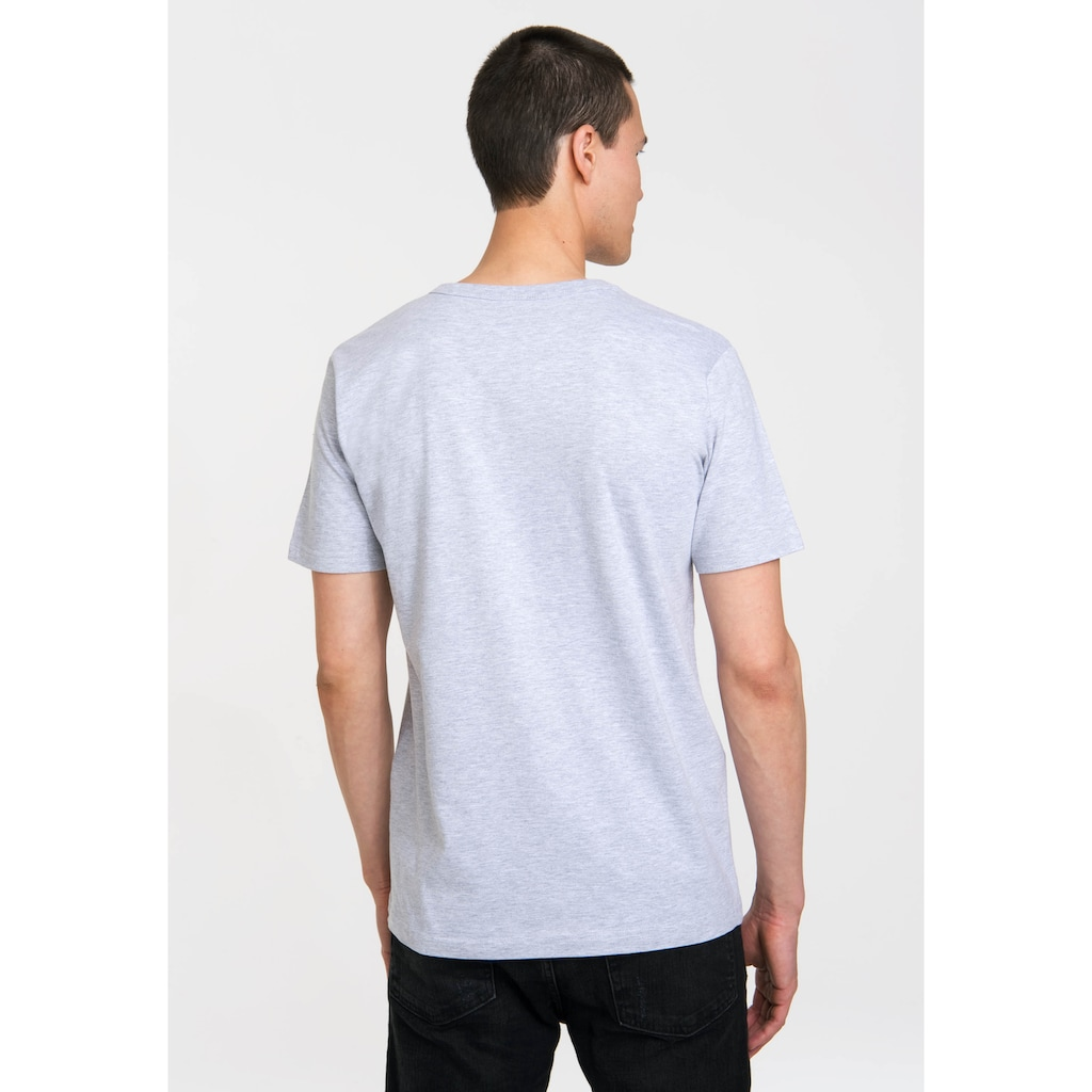 LOGOSHIRT T-Shirt mit witzigem Frontprint