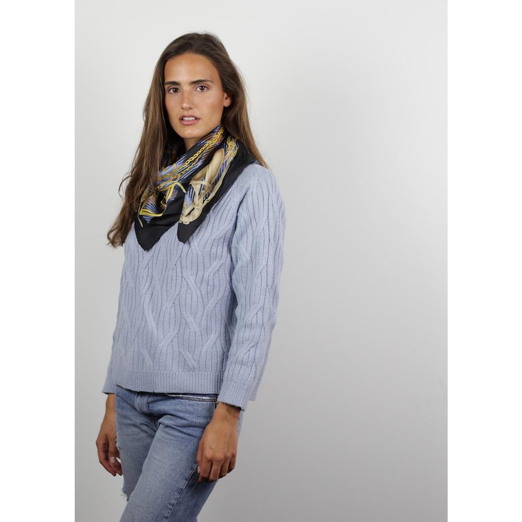 Codello Seidentuch, mit elegantem Foulard-Muster