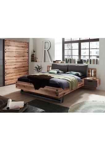 Schlafkontor Bettanlage »Dover«, im Industrial Design kaufen