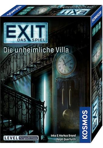 Kosmos Spiel »EXIT - Die unheimliche Villa«, Made in Germany kaufen
