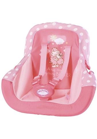 """Baby Annabell Puppen Autositz """"Puppenzubehör, »Travel Autositz«"""" kaufen"""