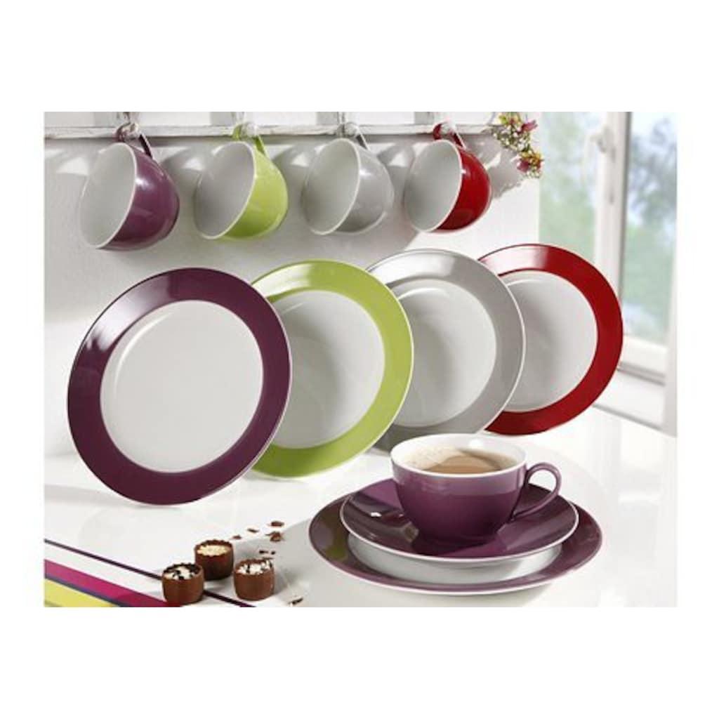 Ritzenhoff & Breker Kaffeeservice, (Set, 12 tlg.), Spülmaschinengeeignet