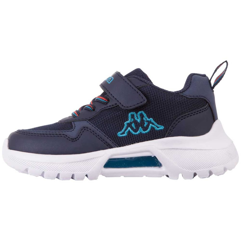 Kappa Sneaker »TENDAI KIDS«, mit cooler Blinkfunktion