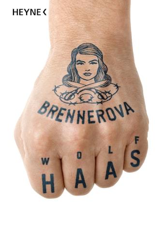 Buch »Brennerova / Wolf Haas« kaufen
