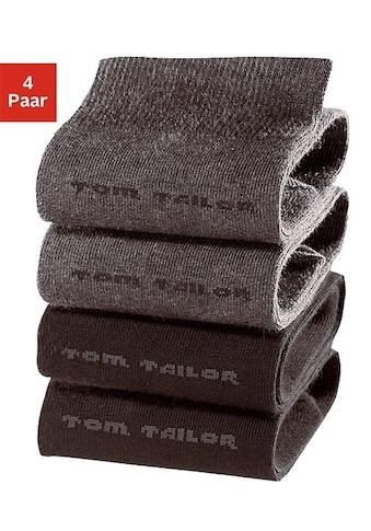 TOM TAILOR Socken (4 Paar) kaufen