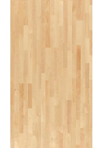 PARADOR Parkett »Basic Natur - Ahorn kanadisch, lackiert«, ohne Fuge, 2200 x 185 mm, Stärke: 11,5 mm, 4,07 m² kaufen