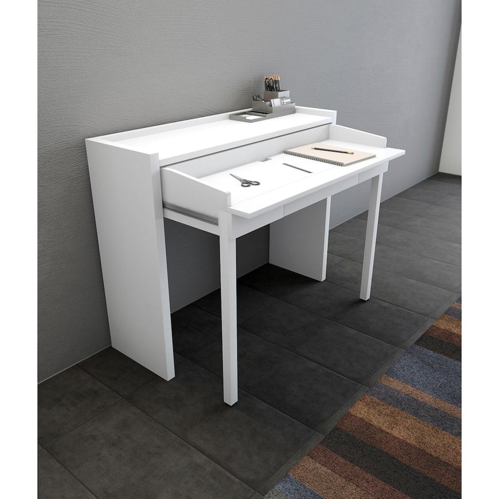 Woodman Konsolentisch »Jens«, im extravaganten Design