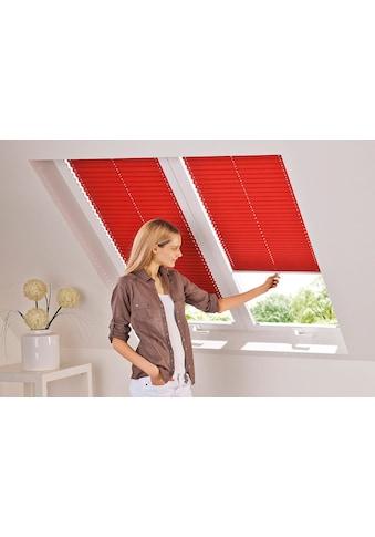 sunlines Dachfensterplissee nach Maß, verdunkelnd, Perlreflex-beschichtet, mit Bohren,... kaufen