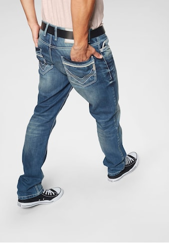 Cipo & Baxx 5 - Pocket - Jeans »Pipe« kaufen
