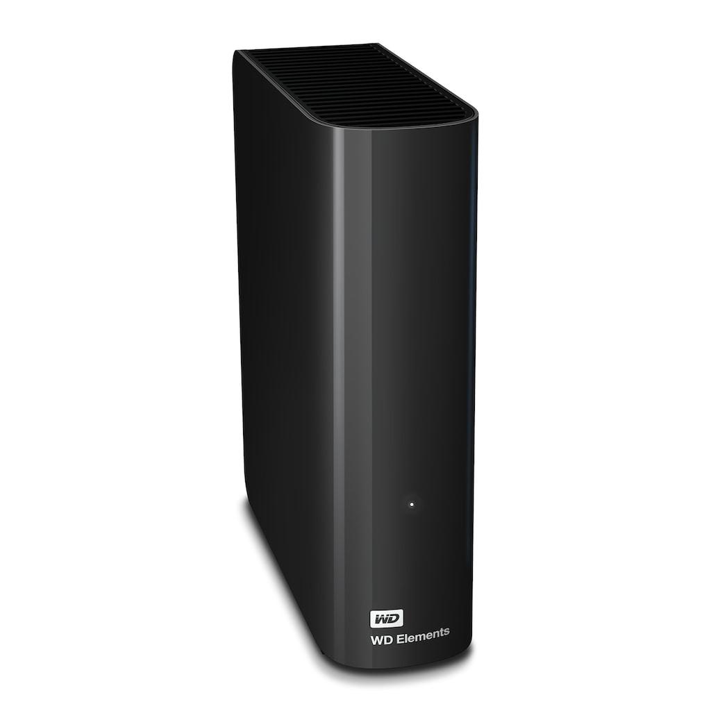 WD Elements external HDD USB 3.0