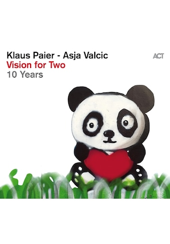 Musik-CD »Vision For Two-10 Years / Paier,Klaus/Valcic,Asja« kaufen