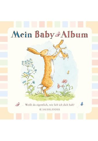 Buch »Weißt du eigentlich, wie lieb ich dich hab? Mein Baby-Album / Sam McBratney, Anita Jeram, Cordula Jänke« kaufen