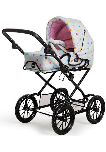 BRIO® Puppenwagen »Combi, Grau mit Punkten«, FSC® - schützt Wald - weltweit kaufen