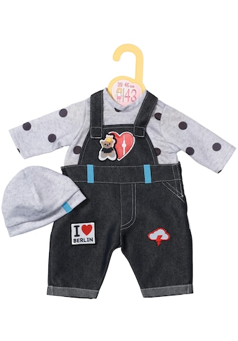 Zapf Creation® Puppenkleidung »Dolly Moda Berlin Outfit, 39-46 cm« kaufen